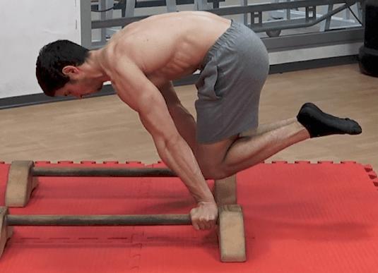 Advanced Tuck Planche